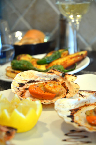 Restaurant Le Grand Bleu La Grande Motte Menu